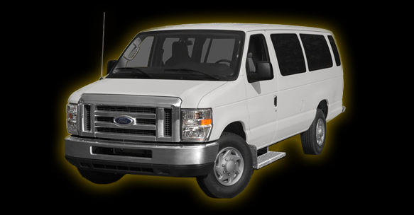 Express Shuttle Vans in Sacramento CA