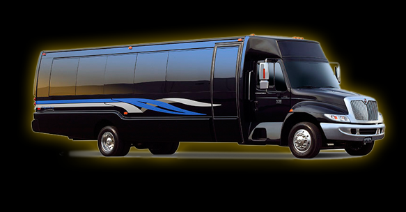 20-24 Passenger Capacity Luxury Limousine Party Bus by Neumann Enterprises