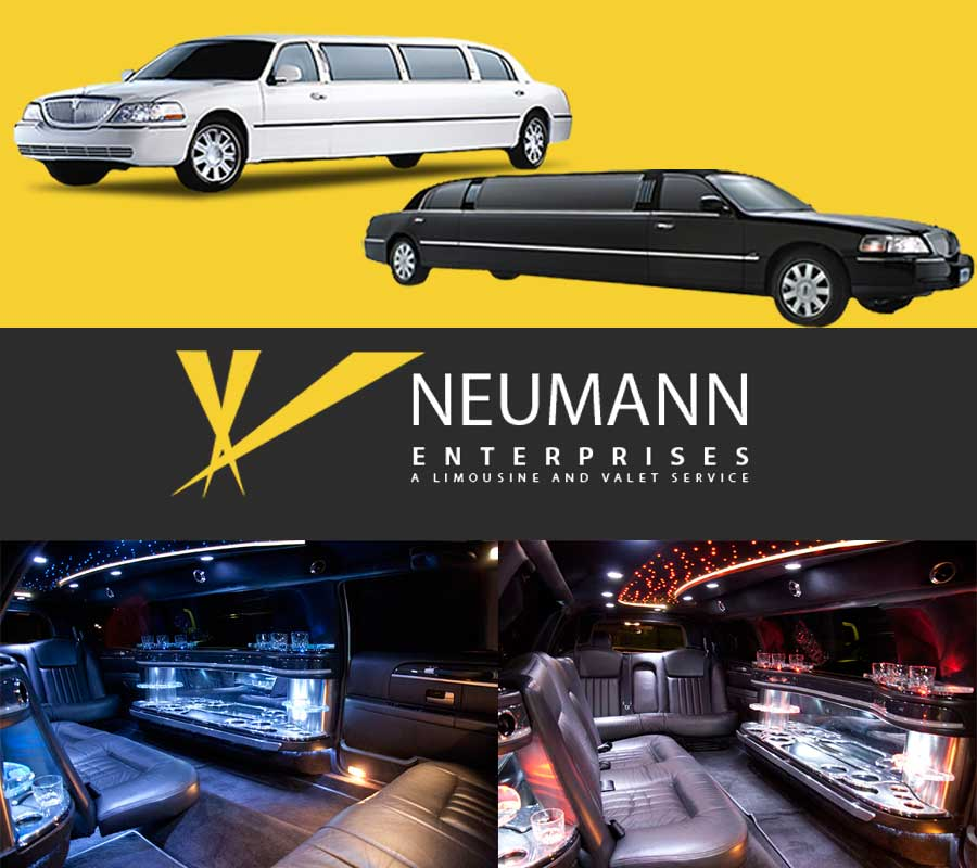 Lincoln Limousine 120 Services by Neumann Limousine and Transportation