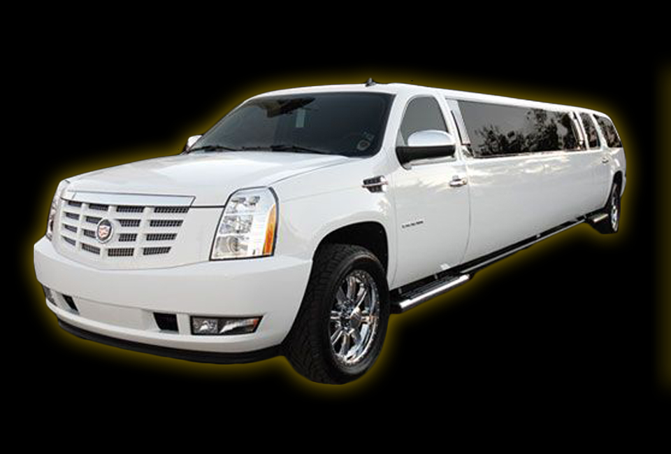 14 Passenger Capacity Stretch Escalade 200 Limo by Neumann Enterprises