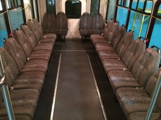 20 Passangers Mini Shuttle Bus (Mini Motos) Spacious Seating