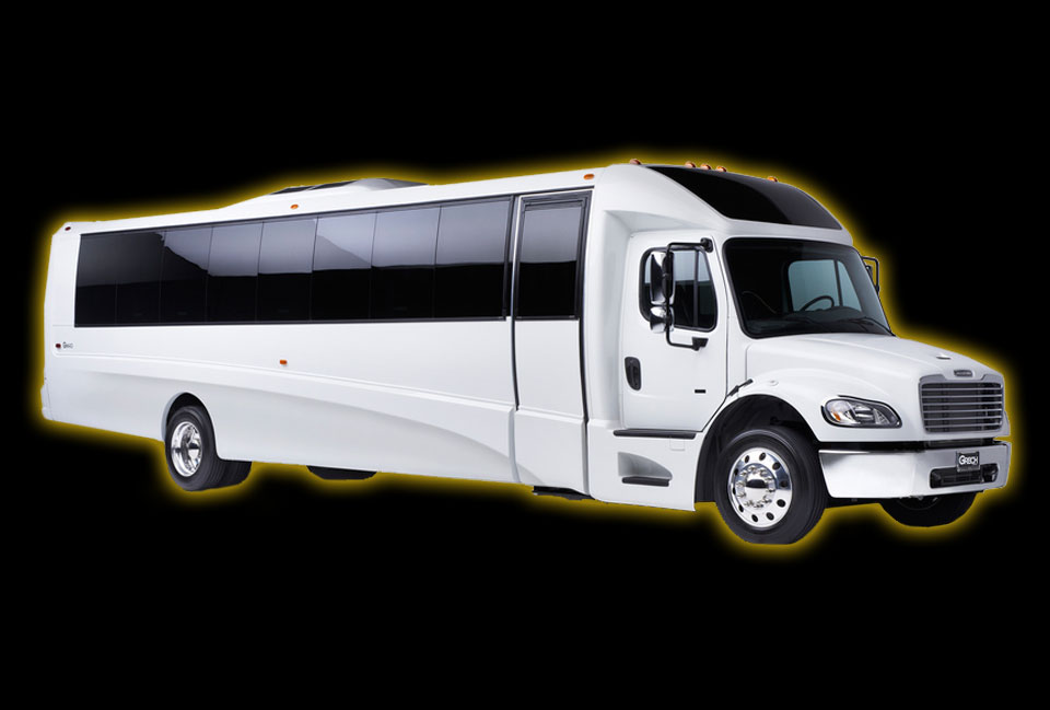 37 Passenger Luxury Coach by Neumann Enterprises