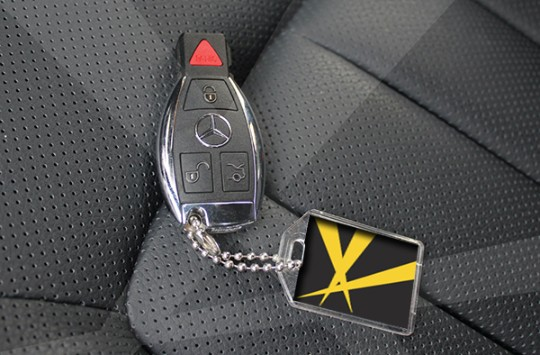 Neumann Enterprises Mercedes-Benz Key